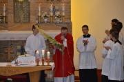 Odchod kaplana Petra Mariaka