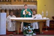 Príchod kaplána Ľubomíra Matušku