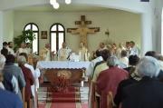 Rekolekčná sv. omša v Niminici