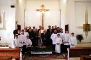 Hodová poľovnícka sv. omša - Streženice