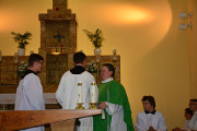 Rozlúčka s p. kaplánom Mgr. Ľ. Matúškom