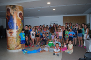 Letný tábor detí