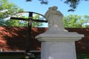 Reštaurovanie sochy sv. Jozefa
