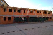 Stavba materskej cirkevnej škôlky