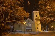Farský kostol - Vianoce