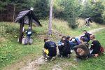 Púť miništrantov na horu Živčáková