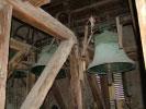 Zvony vo veži kostola